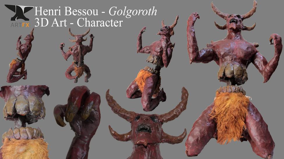 Golgoroth