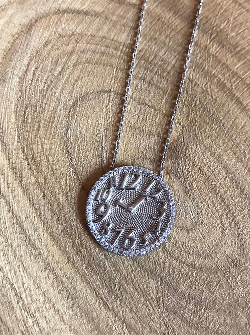 Silber 925 - Halskette 45 cm