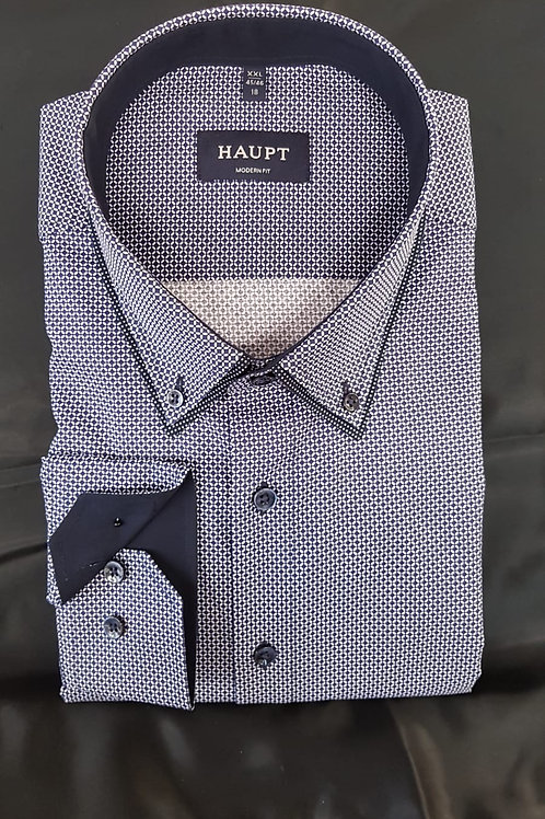 HAUPT Hemd Langarm modern fit