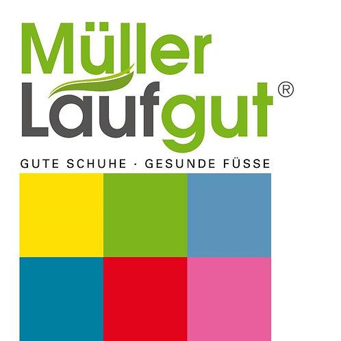 Laufgut Müller, Gutschein