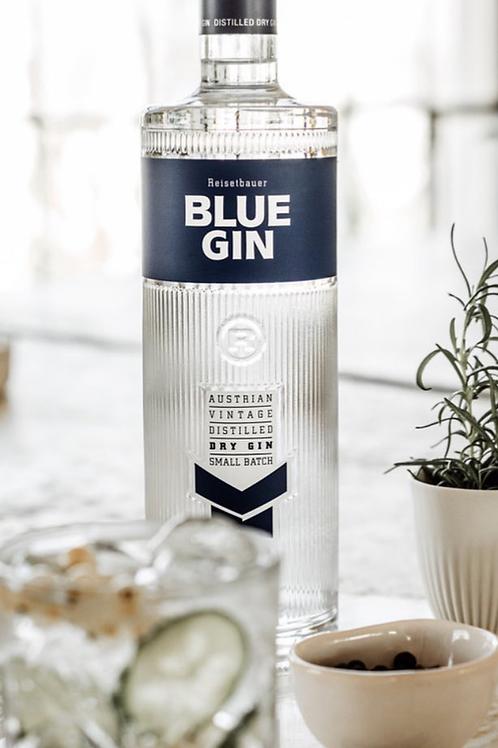 Blue Gin, Meisterbrenner Hans Reisetbauer, Österreich