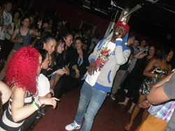 Stylo G in Telford (Ice Lounge)