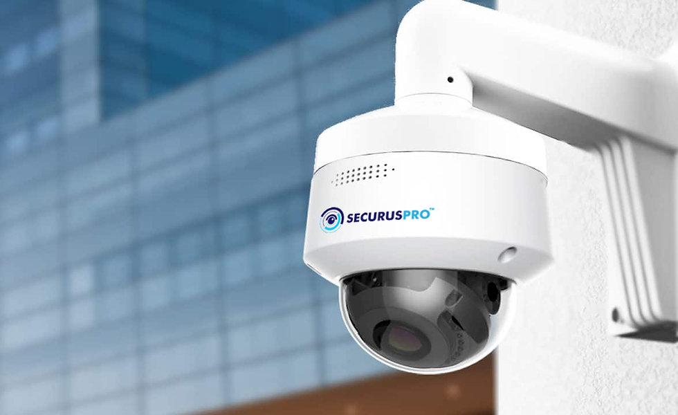 PoE Security Camera System