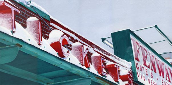 Fenway Snow Tickets