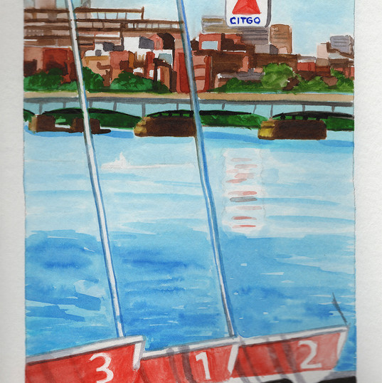 Sketchbook Charles River Boats.jpg