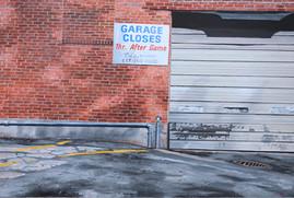 Van Ness Closed