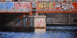 Graffiti BU Bridge