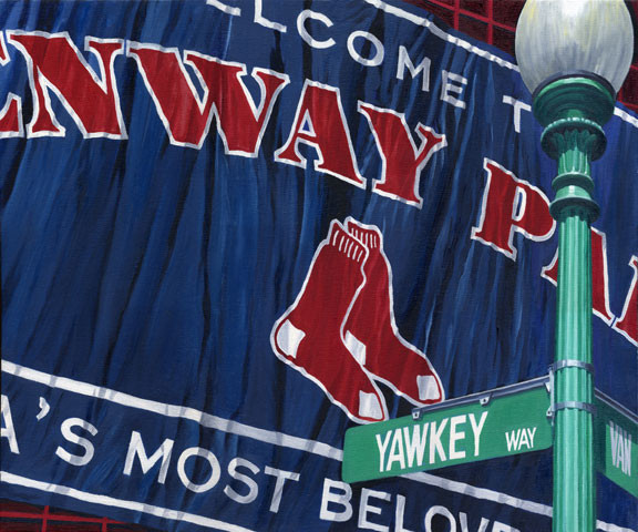 Yawkey Way