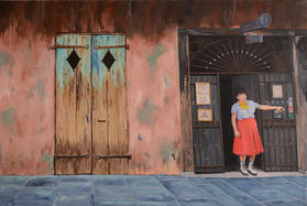 New Orleans Preservation Hall 36x24