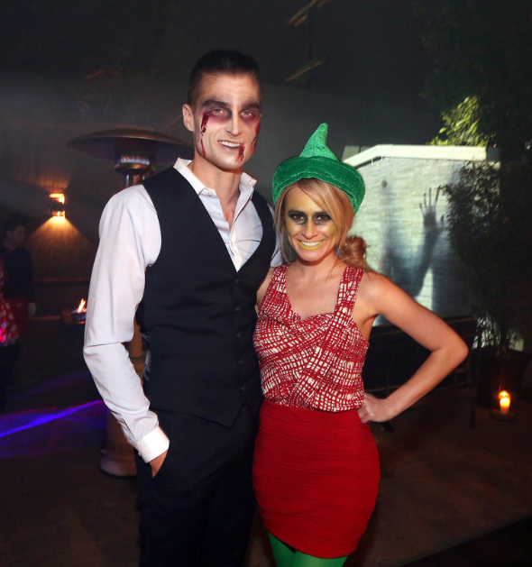 Demi Lovato Halloween Party