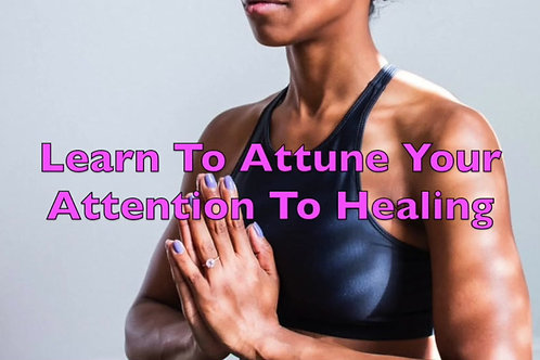 Accelerate Your Healing In 21 Days