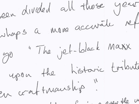 Is neat handwriting a positive indicator in handwriting analysis