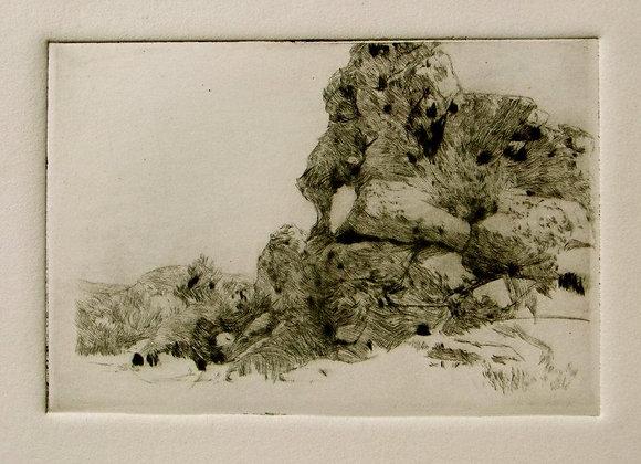 Rochers des Baux-de-Provence