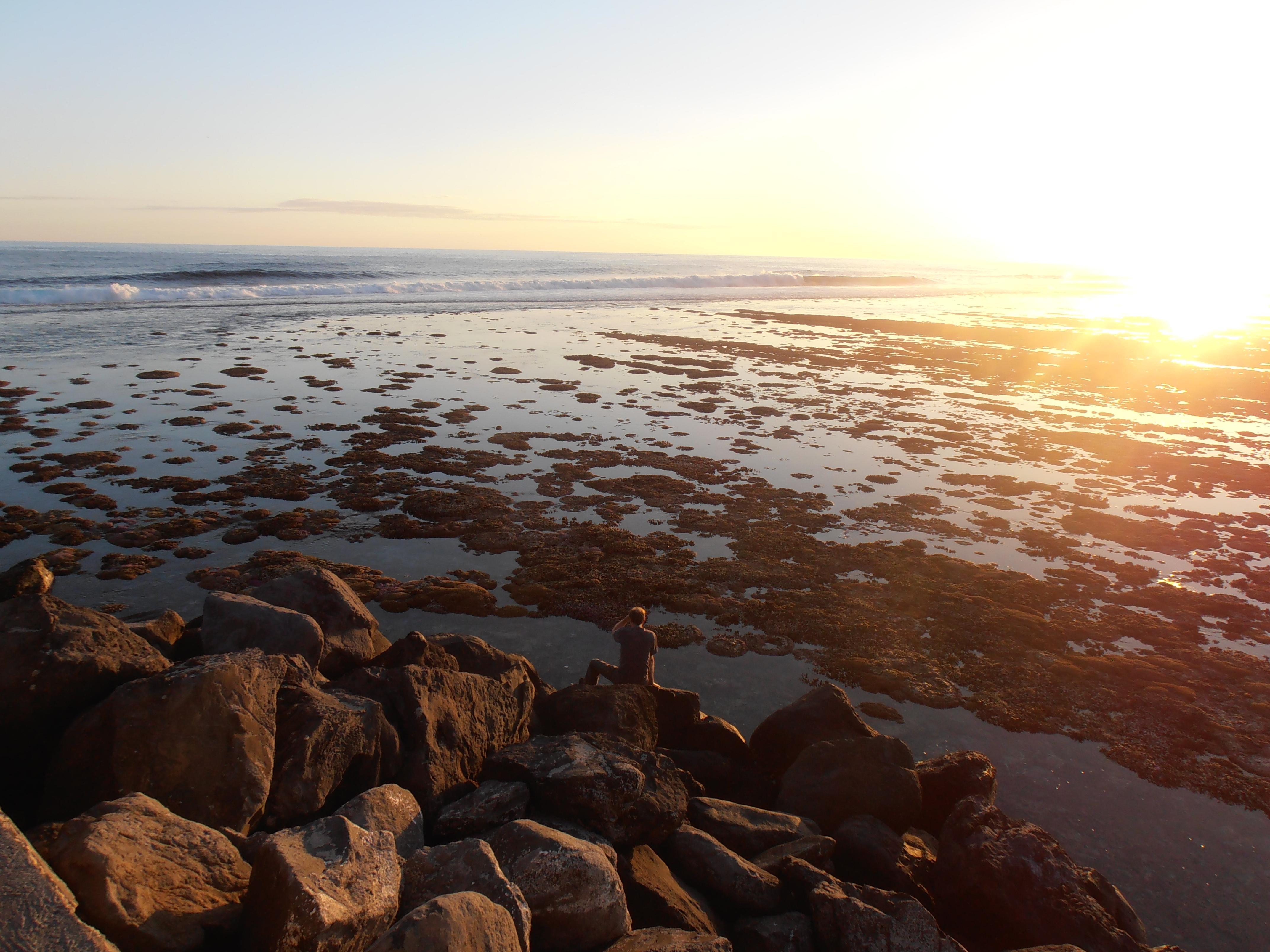 Saint-Pierre Sunset