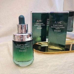AHC Capture Solution Prime Calming Ampou