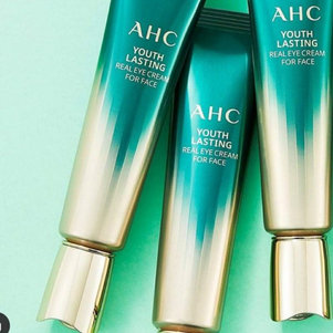 AHC Youth lasting real eye cream for fac