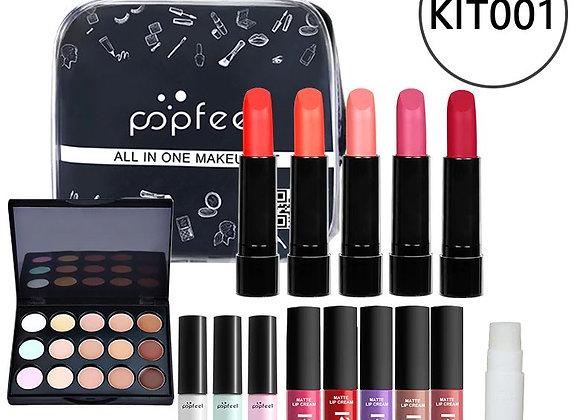 Popfeel Makeup Kit by Casy Cosmetics