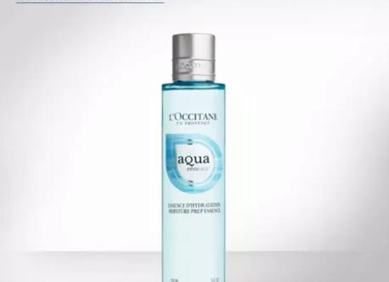 L'Occitane Aqua Reotier Moisture Prep Essence 150 ml.