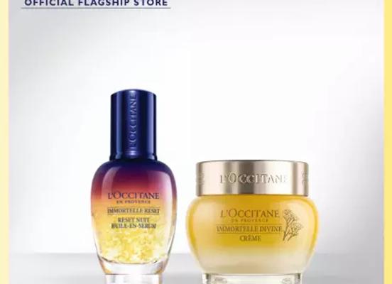 L'Occitane Advanced Duo for Anti Aging Bundle       30  ( )