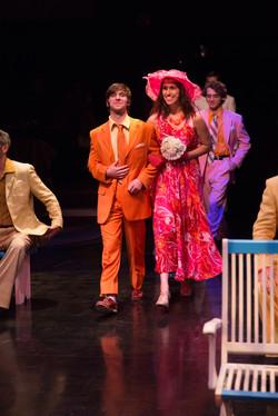 Mamma Mia- Toby's Dinner Theatre