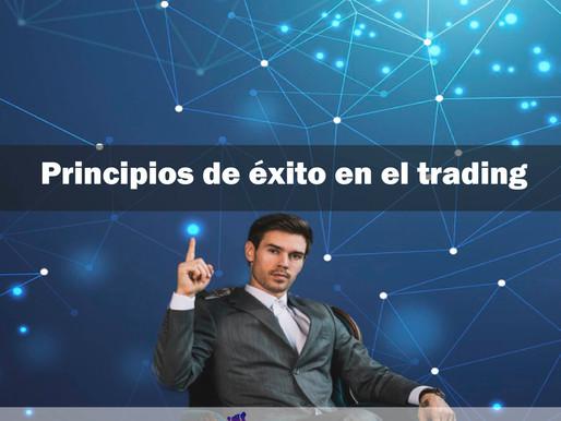 Principios de éxito en el trading