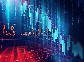 grafico-tecnico-financiero-sobre-fondo-a