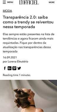 L'Officiel Brasil