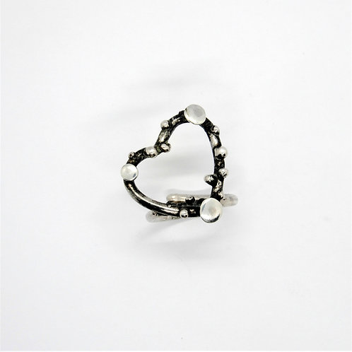 HUNGRY HEARTS | ANELLO cod.03 hh-ring