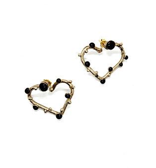 HUNGRY HEARTS | ORECCHINI cod.01 hh-earr