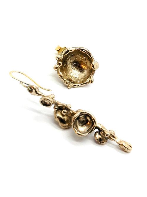 OREGON | Earrings cod.06 or-earr
