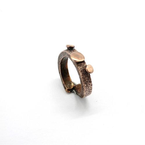 DARKLAND | FEDI UNISEX cod.06 dk-ring
