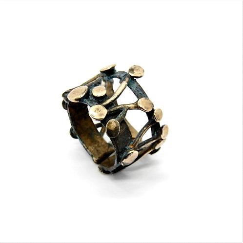 DARKLAND | ANELLO cod.60 dk-ring