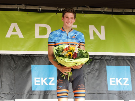 Sieg am EKZ Cross Tour in Baden