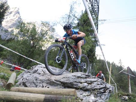 Swiss Bike Cup Leukerbad und SM in Gränichen