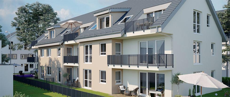 Neubau Eigentumwohnungen in Rodgau