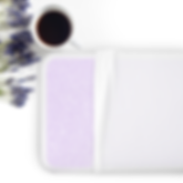 CF_Lavender_MemoryFoamPillow_StraightVie