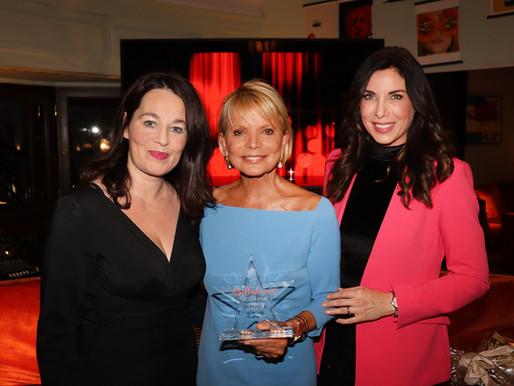 Erster Belladonna-Award geht an Uschi Glas