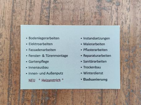 Holger Löw Handwerkerservice - Wir sind für Sie da mit Handwerk & Verstand!