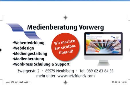 MEDIENBERATUNG VORWERG Consulting•Producing•Design