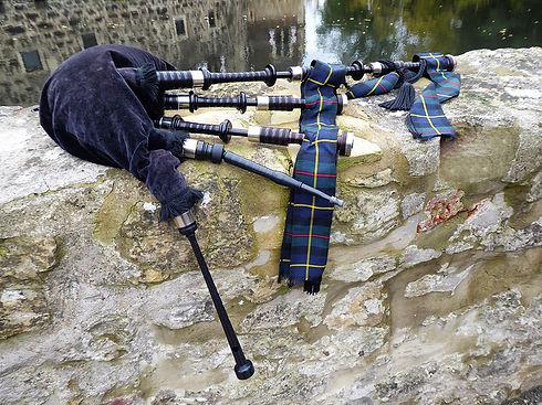 Great Highland Bagpipeg