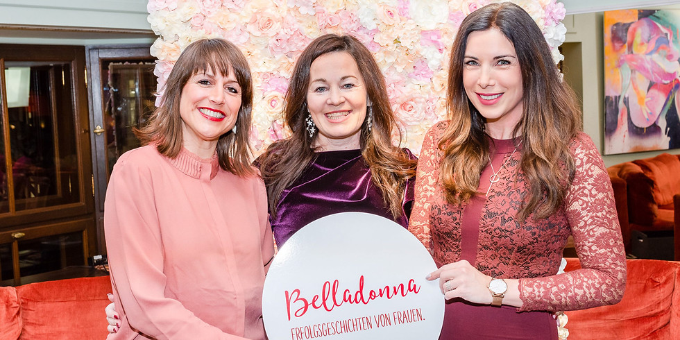 LADIES TALK AND NETWORKING EVENT - Erfolgsgeschichten von Frauen