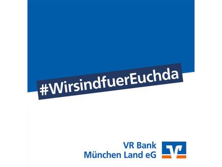 VR Bank München Land eG - Wir sind für Sie da!