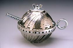 Strainer Teapot