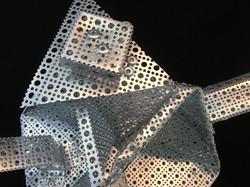 Origami Teapot Detail