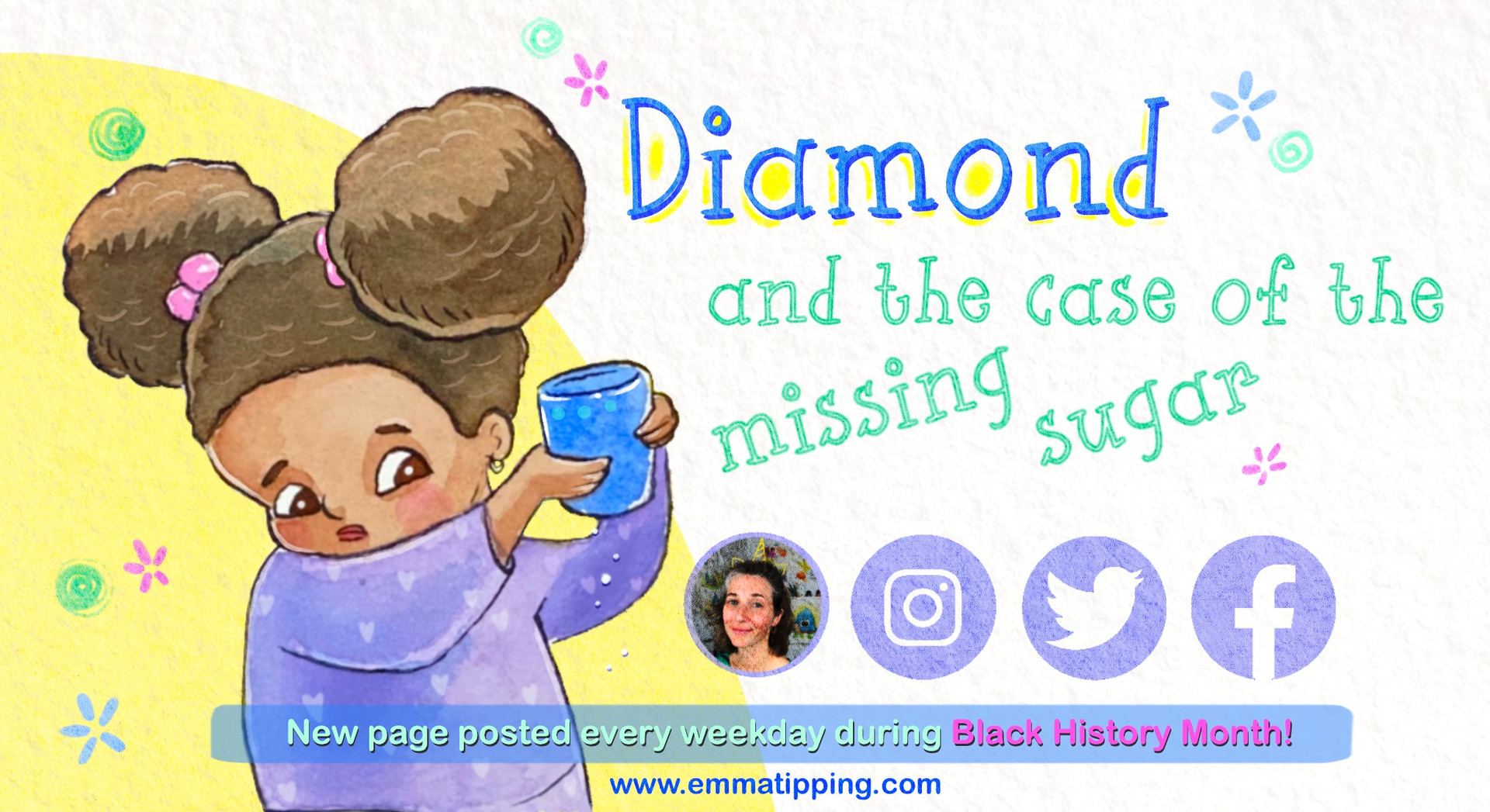 Diamond and the Case of the Missing Sugar
