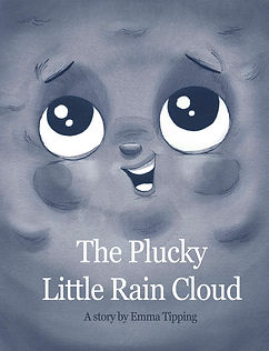 The Plucky Little Rain Cloud- Children's Story
