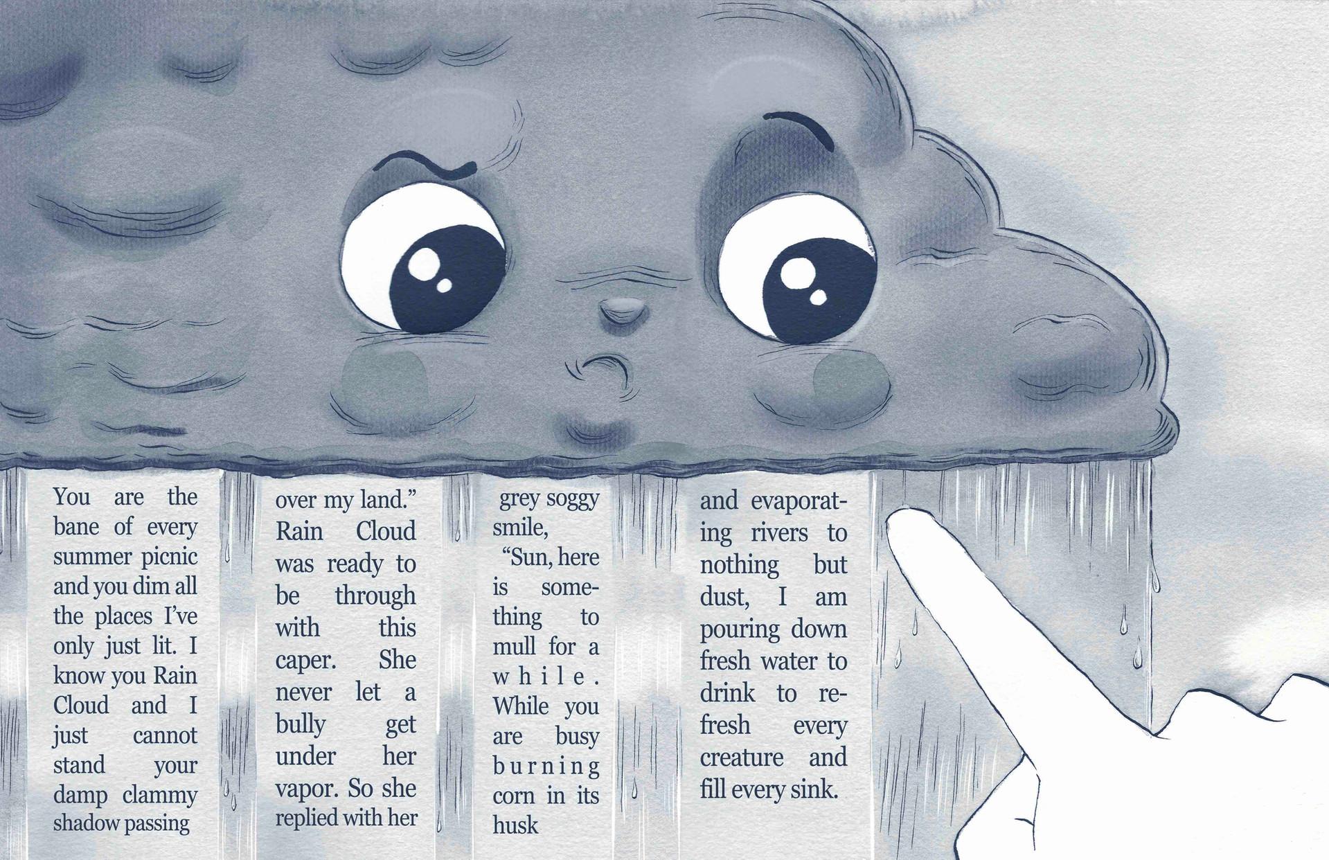 The Plucky Little Rain Cloud