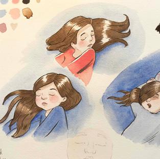 Bedtime studies