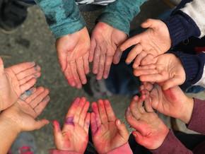 Preschool Brainiacs vs the Color Wheel