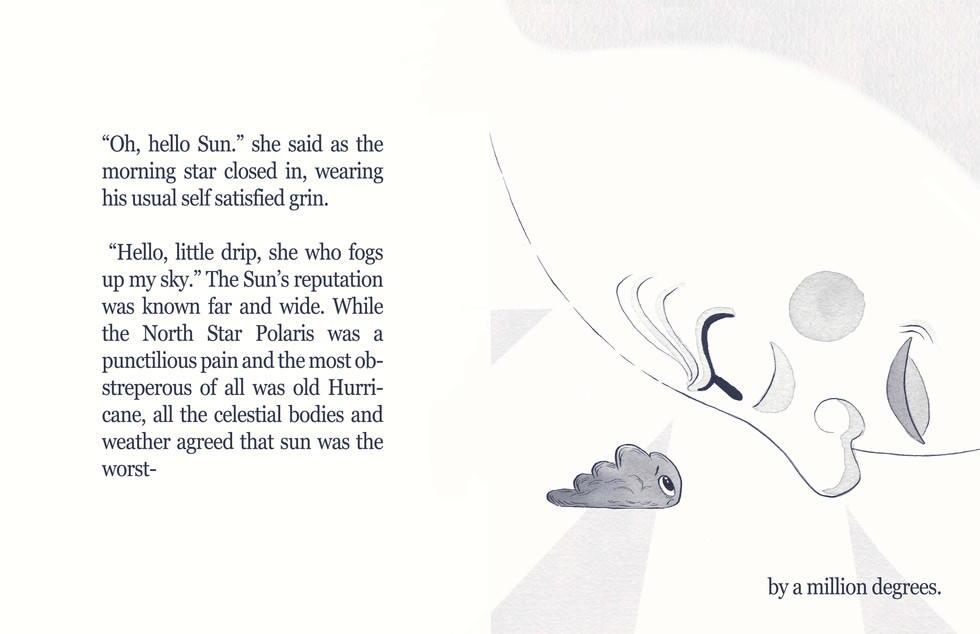 The Plucky Little Rain Cloud by Emma Tipping